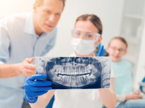 Raio X odontológico - Doctoralia Lab