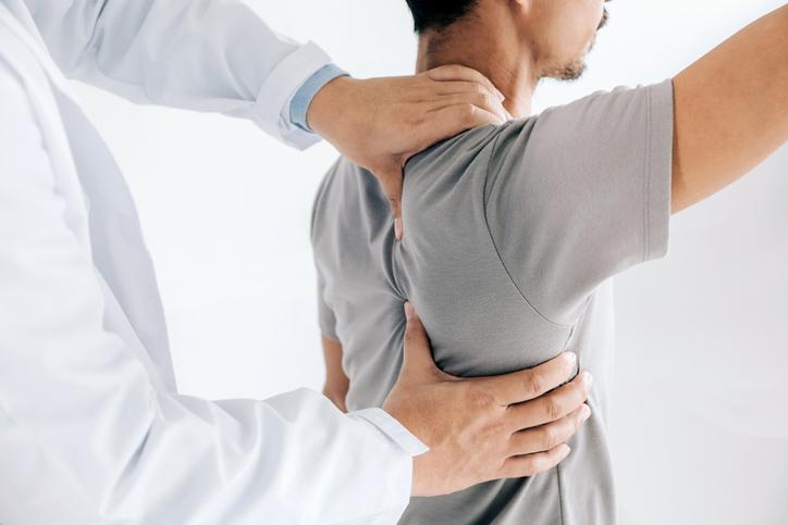 Ressonância magnética do ombro