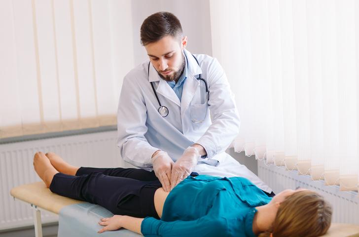 Tomografia abdominal